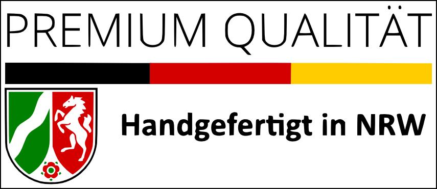 Handgefertigt in NRW